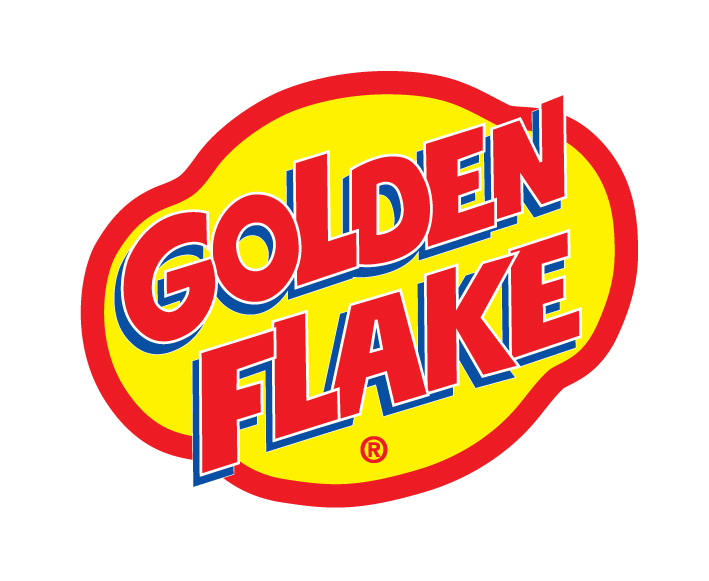 Golden Flake logo