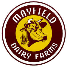 Mayfield Dairy logo