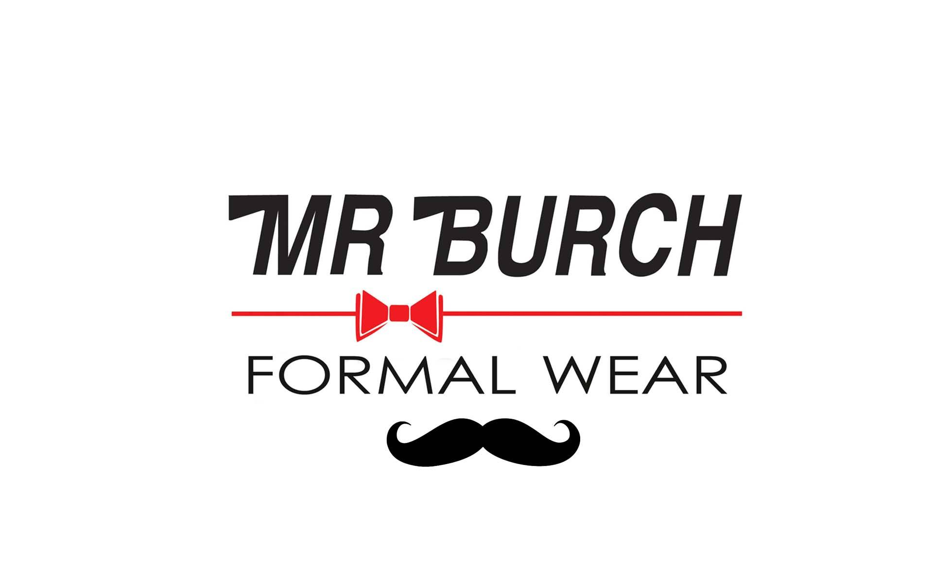 Mr Burch Formal Wear logo
