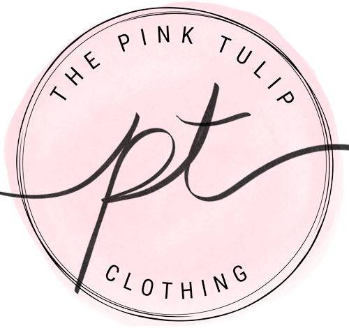 The Pink Tulip Clothing logo