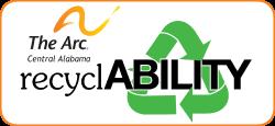 The Arc of Central Alabama Recylability program