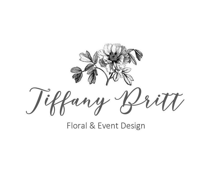 Tiffany Britt Floral and Event Design logo