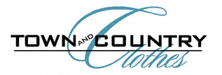 Town and Country Clothes logo